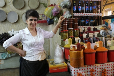 proud market seller